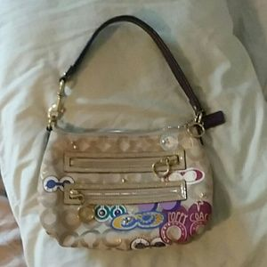 Coach poppy bag